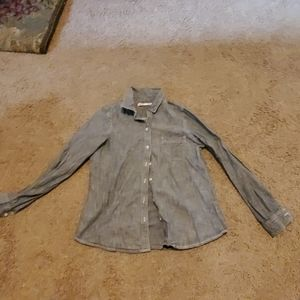 Old navy button up shirt size xs